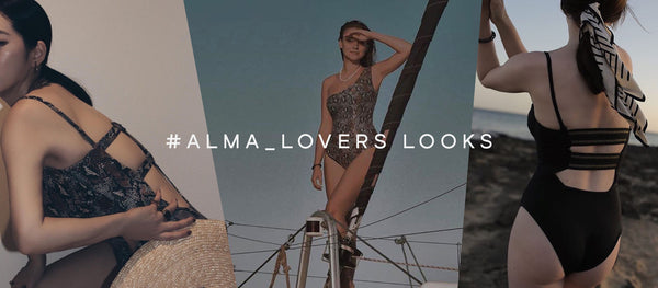 #ALMA_LOVERS LOOKS - APRIL 2021