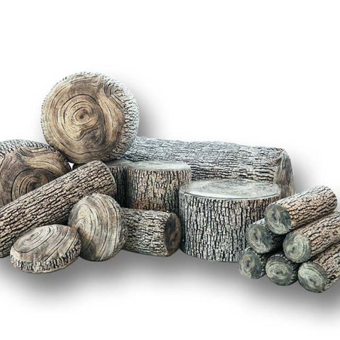 Ash Tree Furniture & Ash Log Cushions