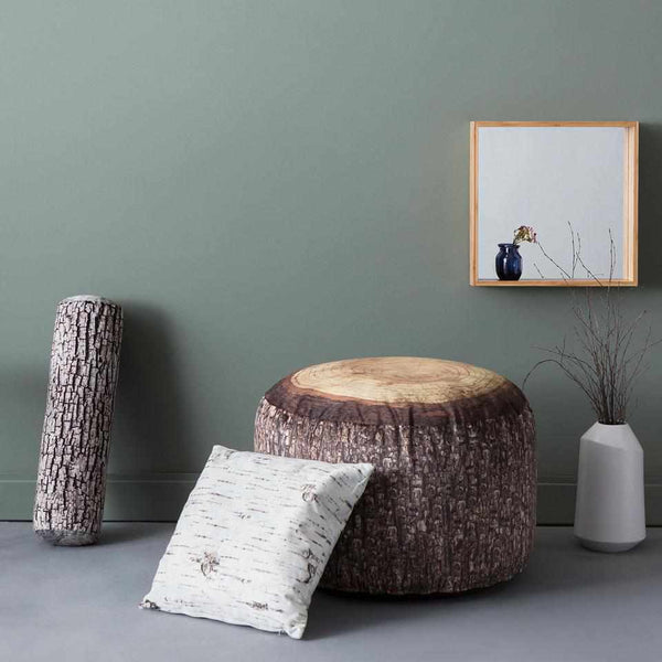 Ash Tree Log Cushion