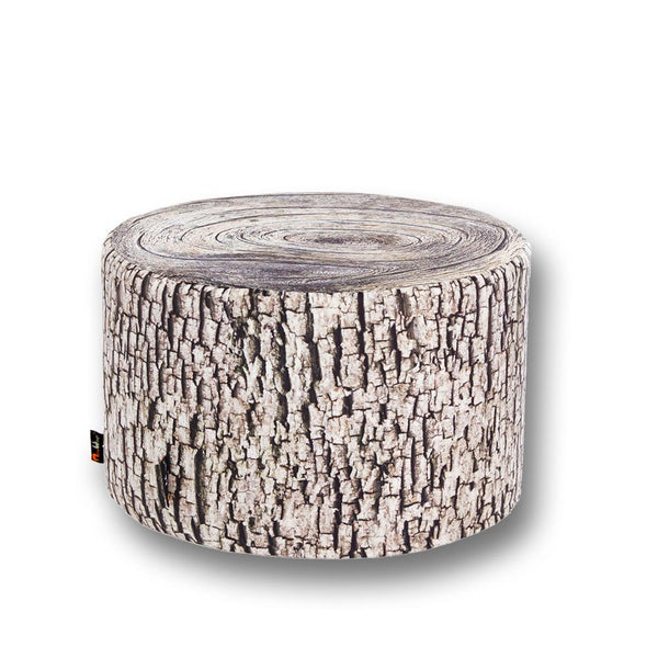 Ash Mini Tree Seat Ottoman Outdoor
