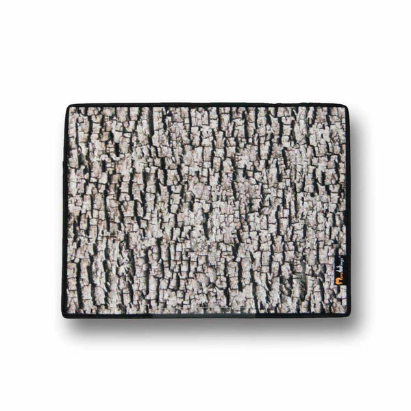 Ash Bark Placemat - Rectangular