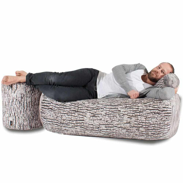 Ash Tree Trunk Beanbag