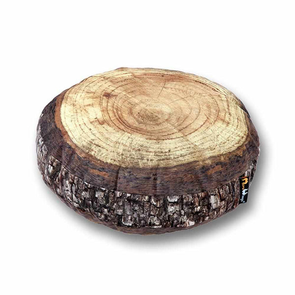 Forest Annual Ring Cushion - Ø 60 cm
