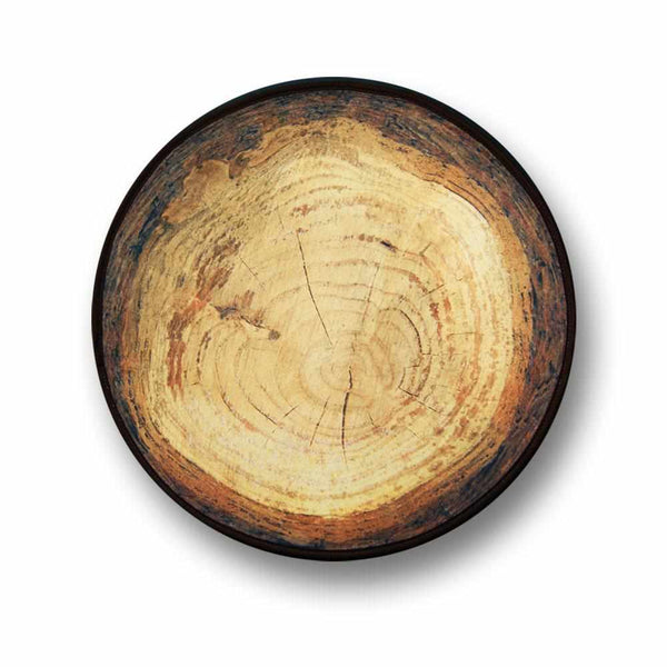 Forest Annual Ring Placemat - Round