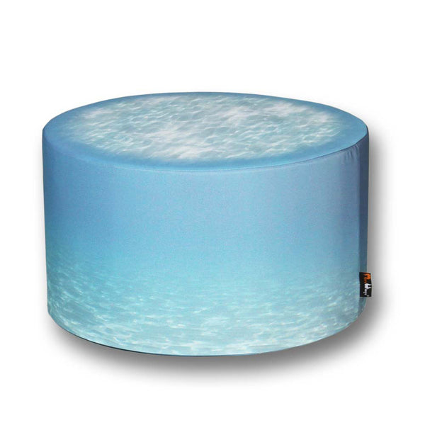 Outdoor Hocker Ocean