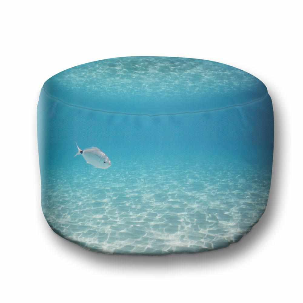 Ocean Pouf Outdoor