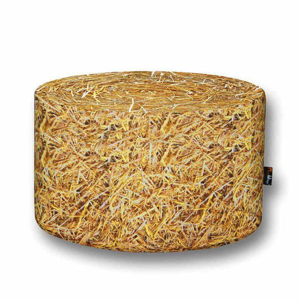 Outdoor Hocker Straw