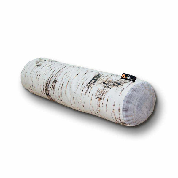 Birch Tree Log Cushion