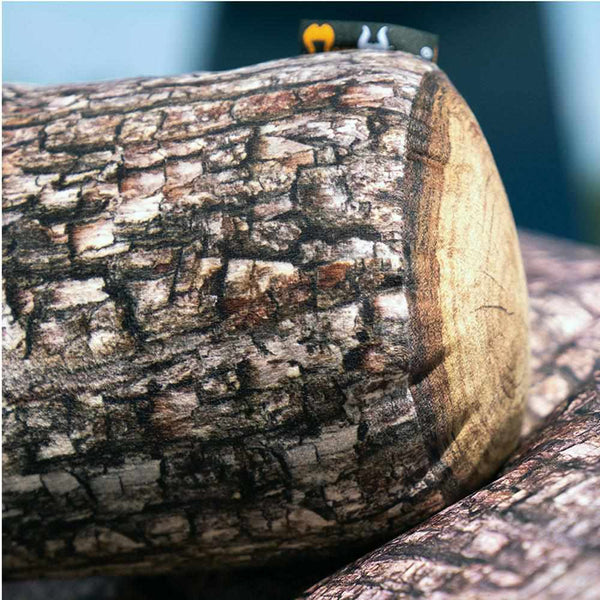 Forest Large Tree Log Cushion
