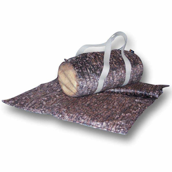 Forest Log Bag & Outdoor Blanket Double