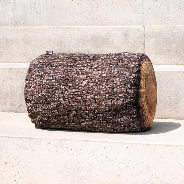 Forest Mini Tree Trunk Beanbag Outdoor