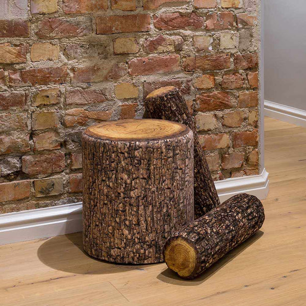 Forest Tree Log Cushion