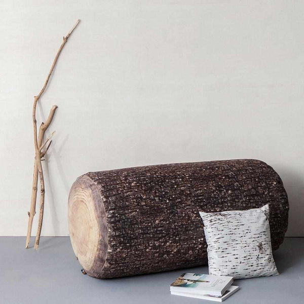 Forest Tree Trunk Beanbag