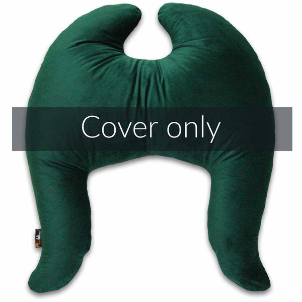 Classic Wings Pillow Cover Forest Green