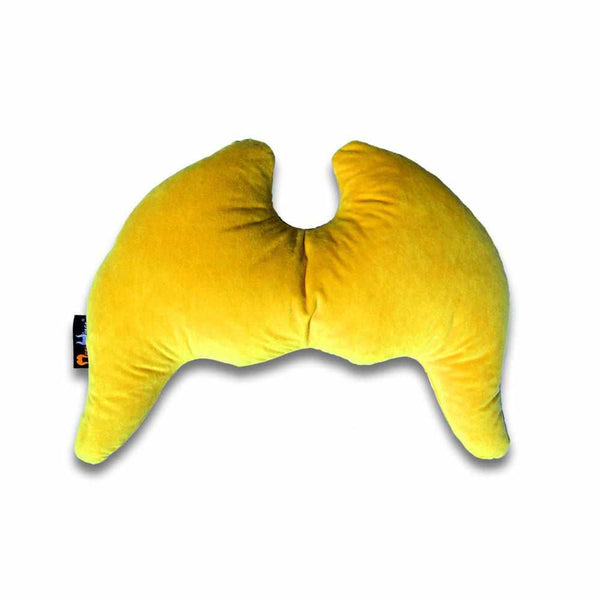 Grace Wings Pillow Tweet-Yellow