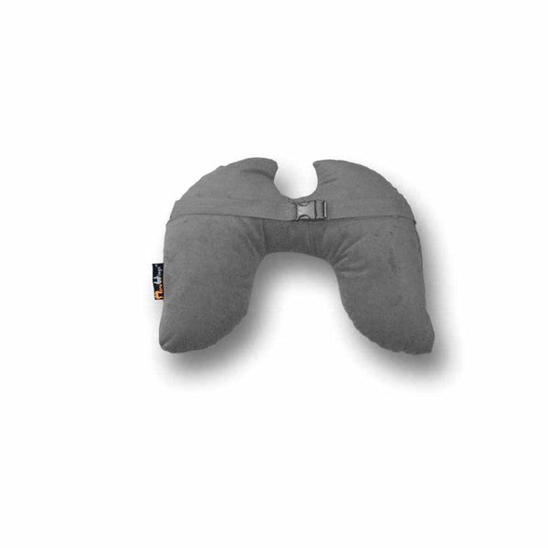 Smart Travel Wings Pillow Grey