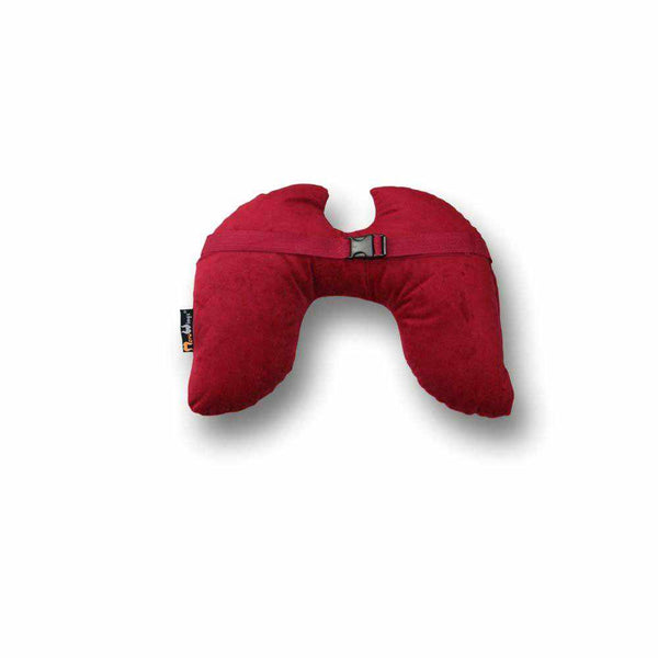 Smart Travel Wings Pillow Red