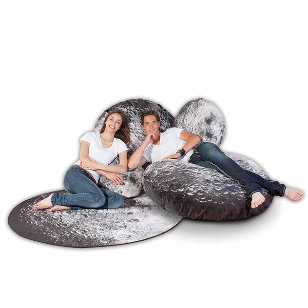Moon Pod Floor Cushion