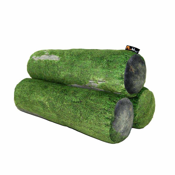 Moss Log Cushion