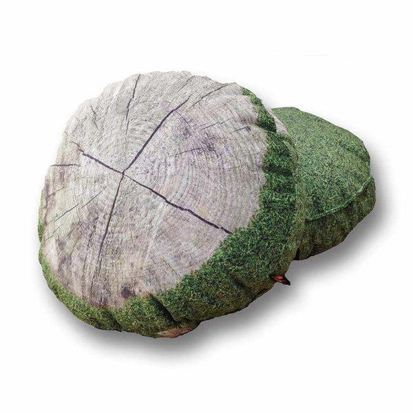Moss Annual Ring Cushion - Ø 40 cm