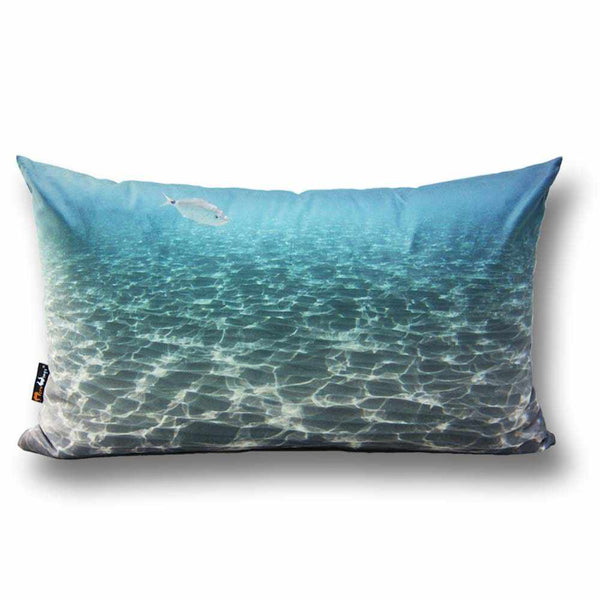 Ocean Rectangular Cushion - 45 x 80 cm