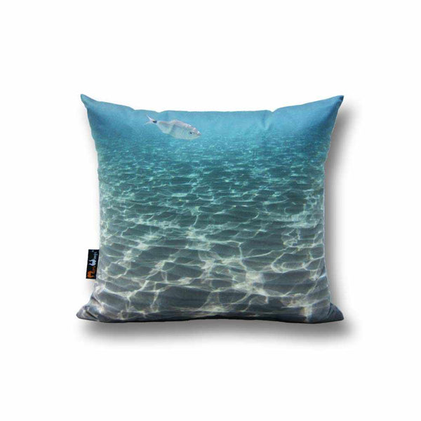 Ocean Square Cushion - 45 x 45 cm
