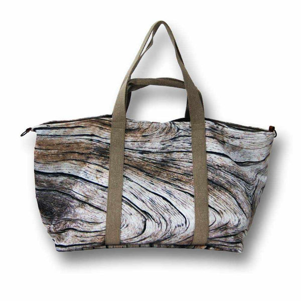 Runway Travel Shopper Driftwood