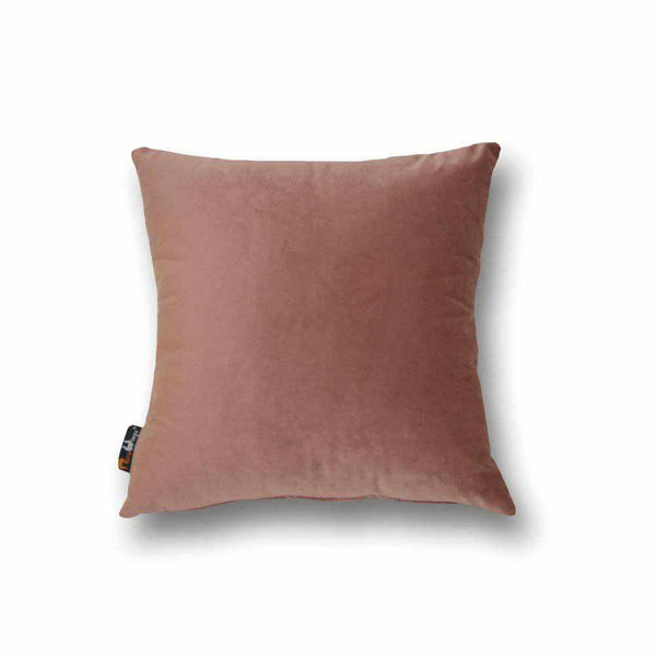 Quadratisches Kissen Luxury Velvet Dusty Rose - 40 x 40 cm