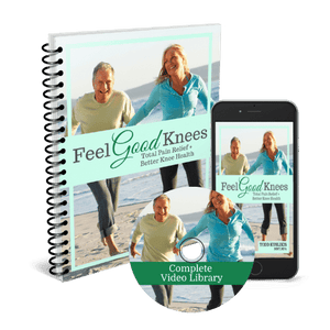 Feel Good Knees: The 5-Minute System To Eliminate Knee Pain For Good