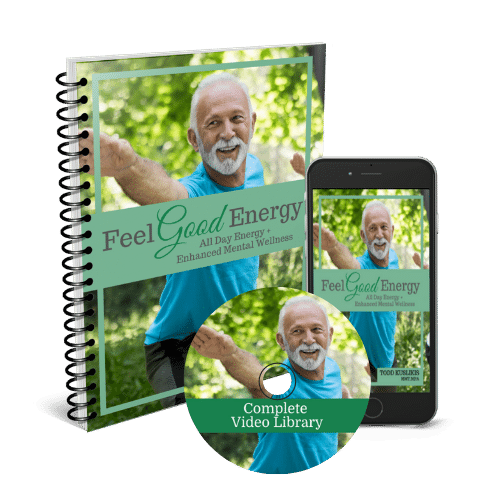 Ancient Feel Good Energy Exercises
