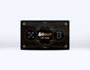 60out Jumanji Gift Card
