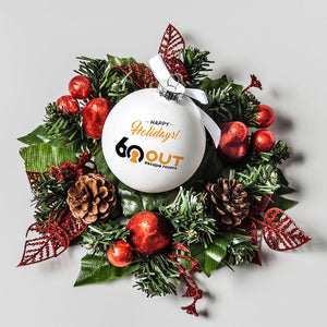 Limited Edition | 60out Christmas Ornament