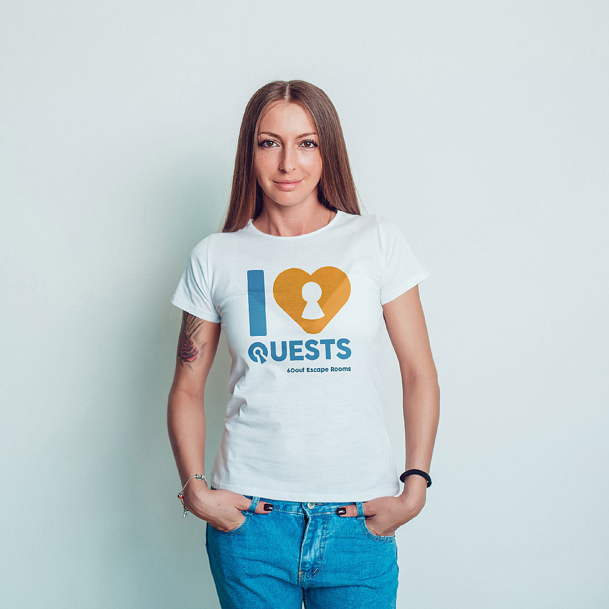 """I Love Quests"" 
