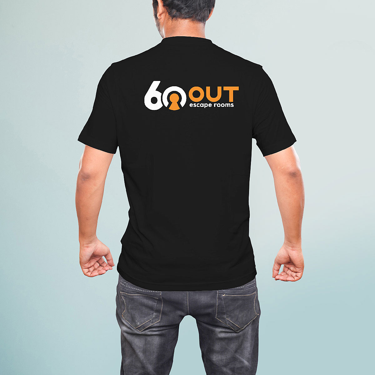 60out Classic T-shirt (Black)