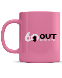 Limited Edition | Breast Cancer Awareness Mug (Pink)
