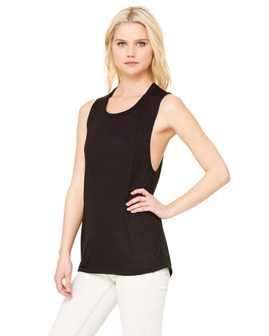757 - Women's Muscleback Tank