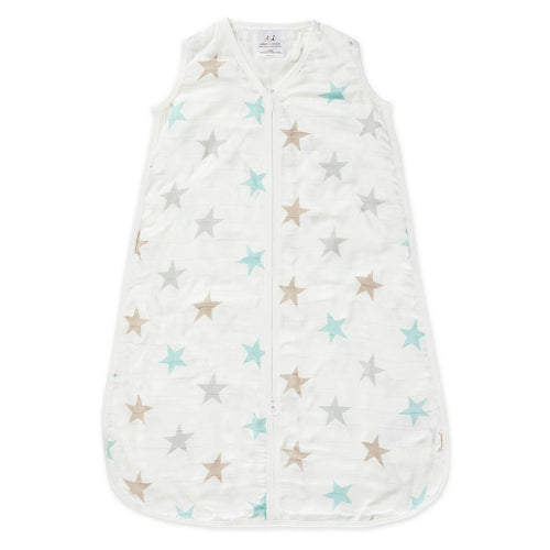 aden + anais bamboo milky way sleeping bag 6-18M