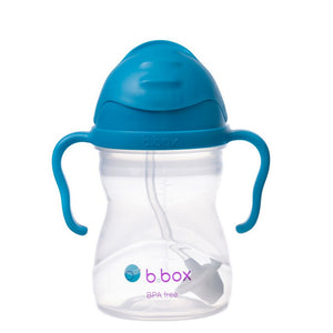 Sippy Cup - Blueberry