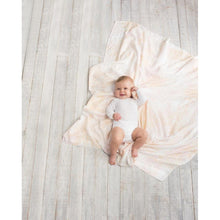 Load image into Gallery viewer, aden + anais metallic primrose birch swaddles