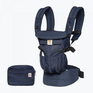 Omni 360 Baby Carrier All-In-One Cool Air Mesh - Midnight Blue