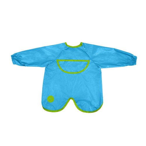 Smock Bib – Ocean Breeze