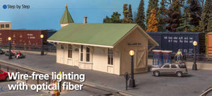 Dwarvin Featured in Model Railroader Magazine