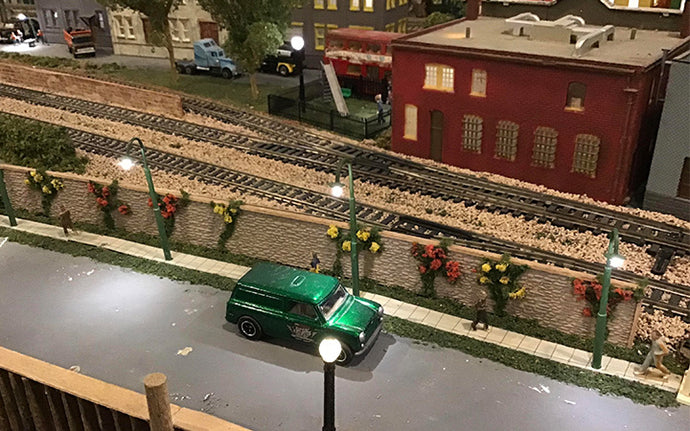 3-step-Process to Lighting your Model Train Set