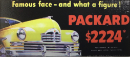 Packard Billboard