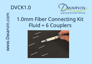Fiber Connecting Kit for 1.0mm fiber