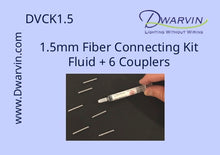 Fiber Connecting Kit for 1.5mm fiber