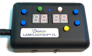 Dwarvin Lamplighter™ Flasher - front