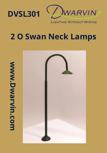 O Swan Neck Lamps