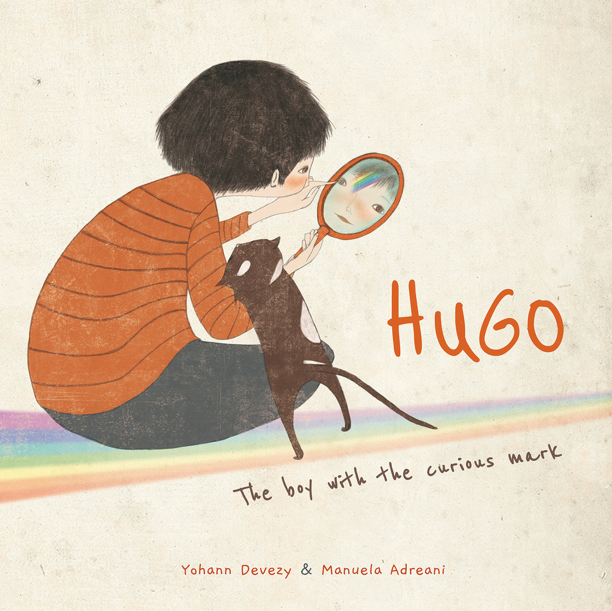 HUGO The boy with the curious mark