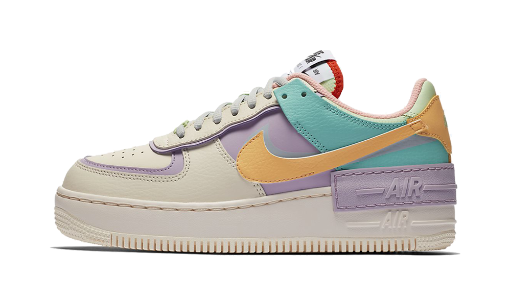Air Force 1 Shadow Ivoire Pale – SneakersPrivé